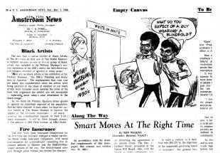 Amsterdam News, 1968