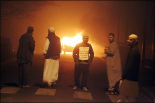 Fifth Night of unrest in Clichy-sous-Bois, 2005