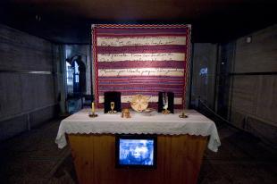 James Luna, Chapel for Pablo Tac