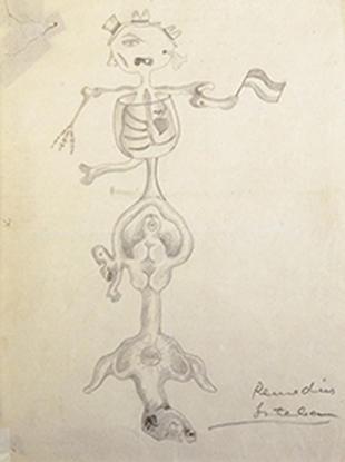 Exquisite Corpse, 1935