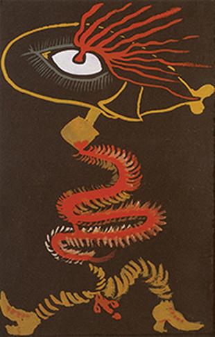 Exquisite Corpse, 1929