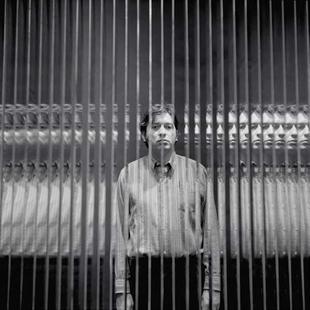 Julio Le Parc, Screen of Reflective Slats