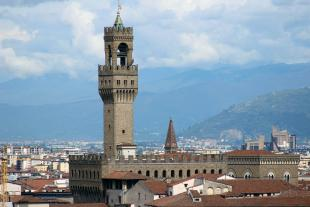 Bell Tower of the Palazzo Vecchio