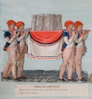 Modèle de la Bastille