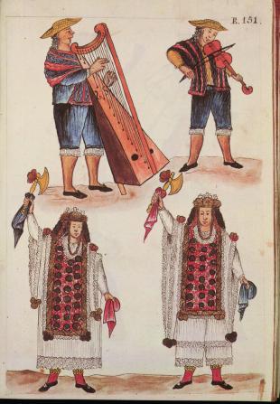Chimú dance