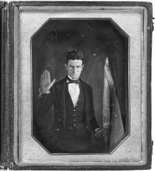 Augustus Washington, John Brown, c. 1846–47