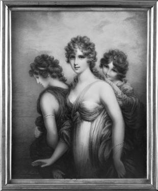 Edward Greene Malbone, The Hours, 1801