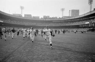 The Giants in 1957