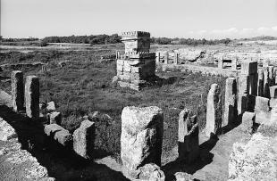 The sanctuary at 'Amrit