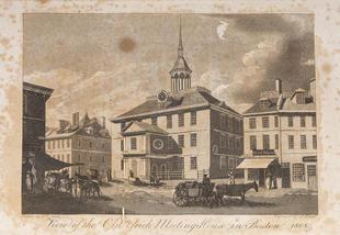"""Rubens Smith, del., James Kidder, engraver, """"Historical Sketches, No. III."""""""