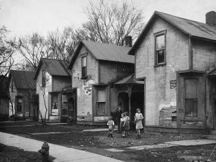Muncie, Indiana, 1937 Life photo essay