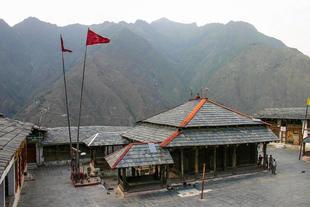 Śaktī Devī temple