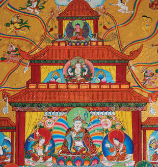 ​Padmasambhava's Copper Mountain Lotus Light Palace