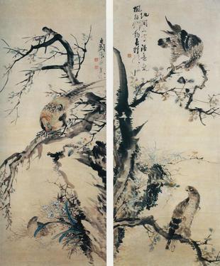 Hawks and Pheasants