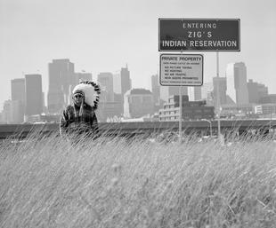 Zig Jackson, Entering Zig's Indian Reservation