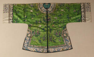 Woman's shan-style jacket