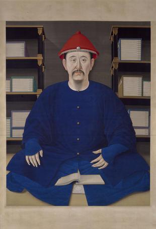 Anonymous, Kangxi Reading, ca. 1699–1704