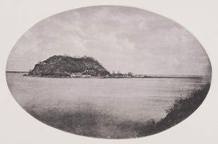 View of Jiaoshan in the 1870s