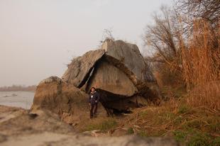Boulders at Jiaoshan