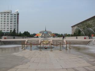 China Millennium Monument
