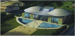 Terry Farrell and Beijing Institute scheme