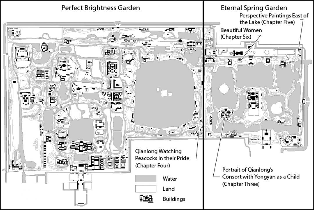 Kleutghen I.6 Garden Map